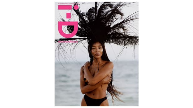Naomi Campbell i-D Magazine Spring 2021