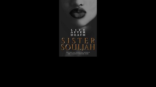 Sister Souljah's Life After Death novel cover