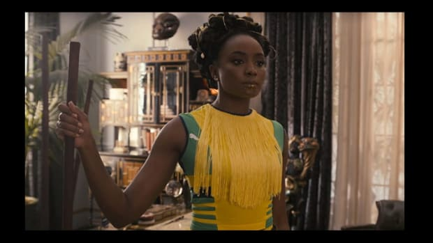 KiKi Layne in Coming 2 America