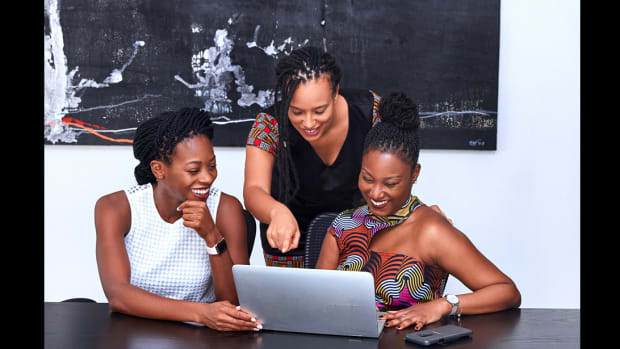 Caress and IFundWomen of Color Virtual Summit