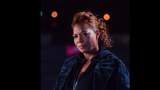 Queen Latifah as Robyn McCall in CBS's The Equalizer
