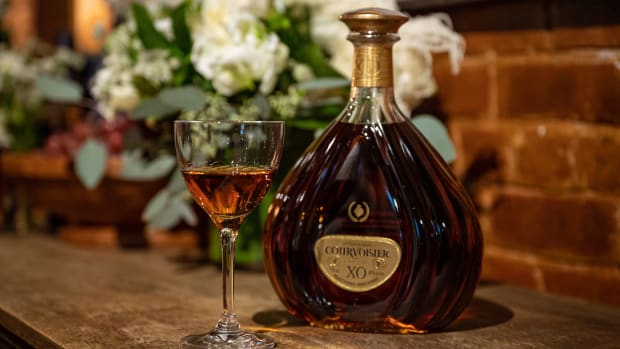 """Courvoisier """"Welcome to Our Kitchen"""""""