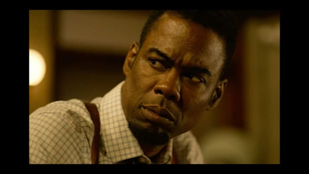 Chris Rock as Det. Zeke Banks in Spiral: From the Book of Saw