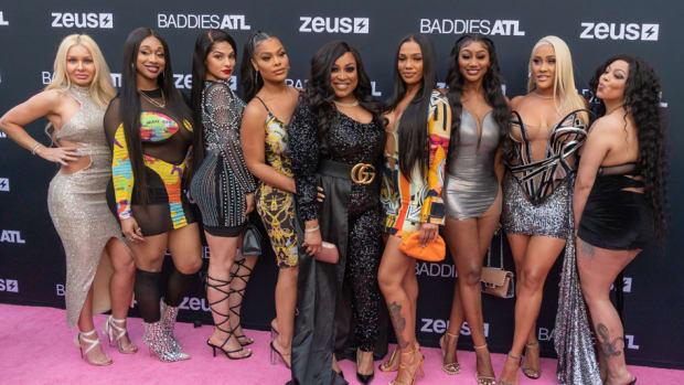 Baddies ATL premiere