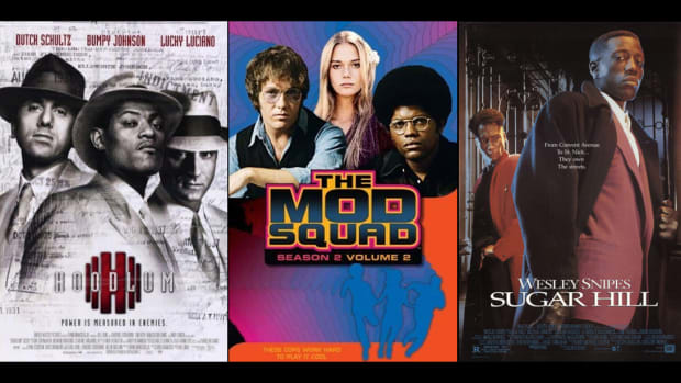 Clarence Williams III's iconic roles
