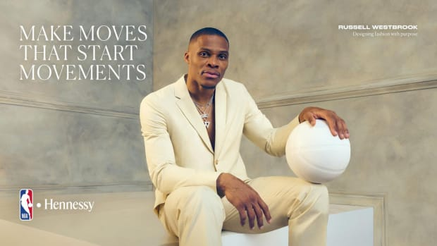 Russell Westbrook for Make Moves That Start Movements