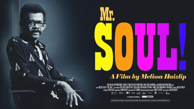 Mr. SOUL! film poster