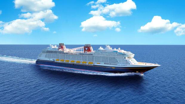 Disney Wish cruise ship