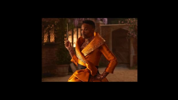 Billy Porter as Fabulous Godmother in Cinderella