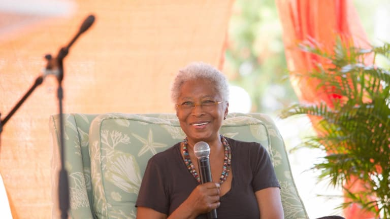Books and Beaches: Getting Literary with Alice Walker in Anguilla