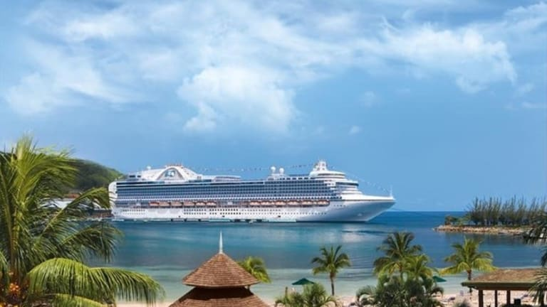 Princess Cruises: The Caribbean is Open!