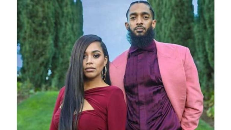 Lauren London Memorializes Nipsey Hussle With Portrait Tattoo