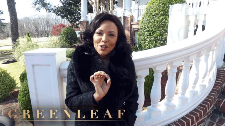 Go Inside the 'Greenleaf' Mansion [VIDEOS]