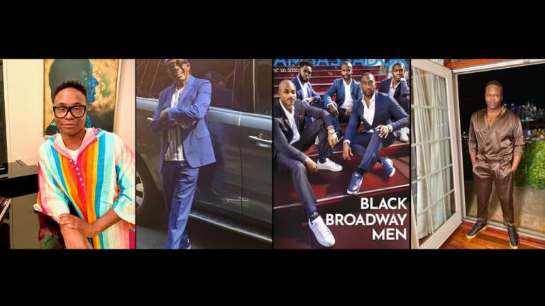 Ben Vereen Turns 74! Billy Porter, Tituss Burgess & Black Broadway Men Celebrate