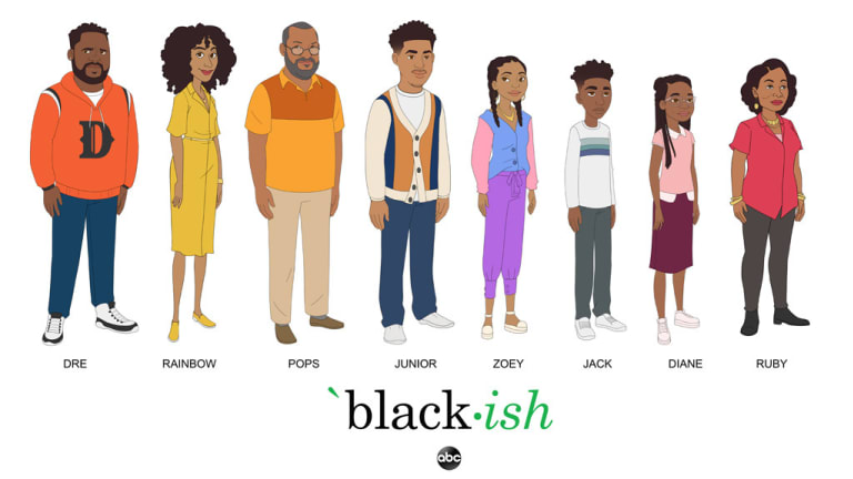 First-Ever Fully-Animated Episode of 'Black-ish' Will Air in October