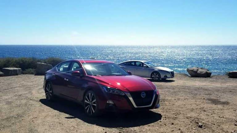 Cherishing the All-New 2019 Nissan Altima in Santa Barbara and Beyond