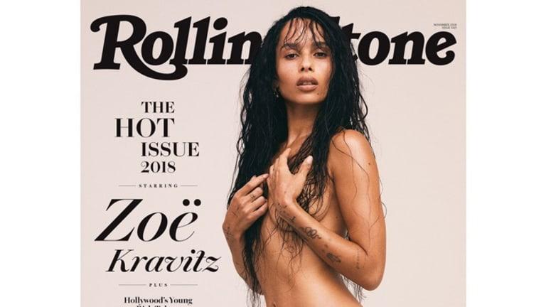 Heard on the Street: Zoe Kravitz on Lisa Bonet's Relationship with Bill Cosby