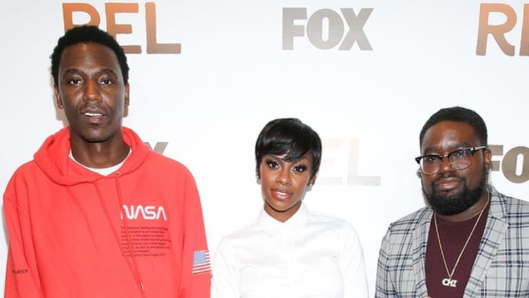 Quick Pics: Stars Lil Rel Howery & Jess Hilarious Screen 'Rel' in Harlem