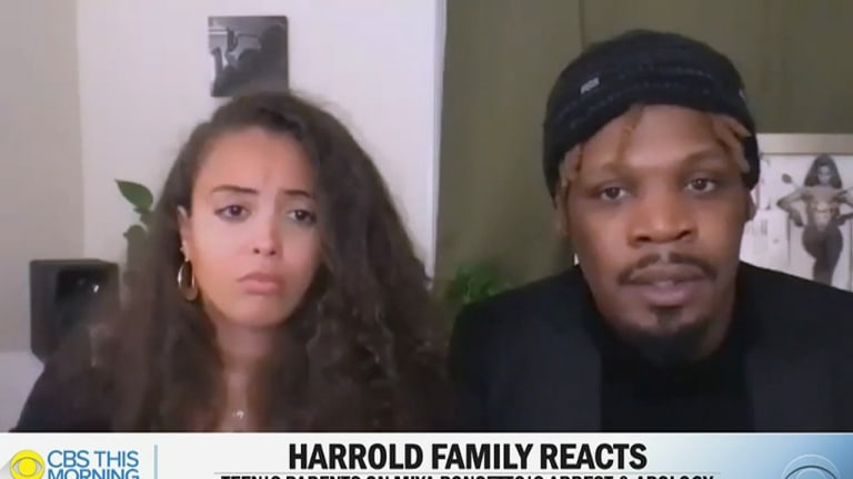 Parents of Keyon Harrold Jr. React to Miya Ponsetto's Arrest and Apology