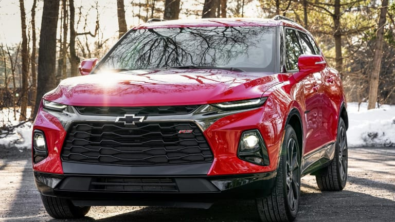 Escaping to Hudson Valley in the 2019 Chevy Blazer