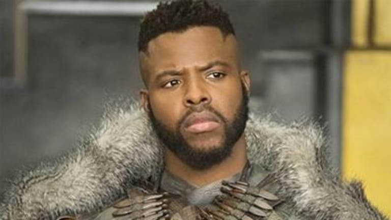 Heard on the Street: Winston Duke on His 'Black Panther' Audition