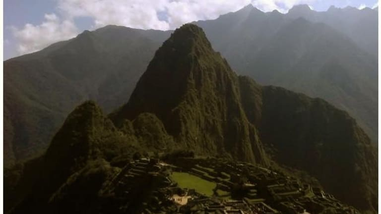 Machu Picchu Will Touch Your Soul