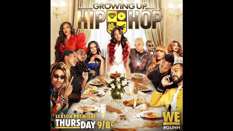 First Look: Egypt Criss Lands in the Hot Seat on 'Growing Up Hip Hop' [VIDEO]