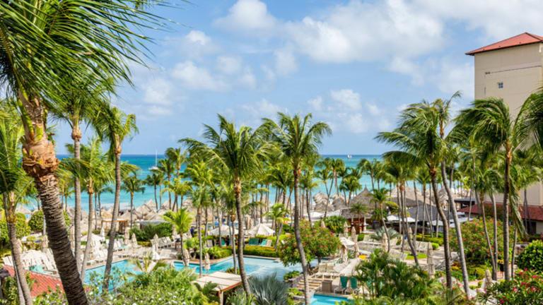 Hyatt Regency Aruba: One Happening Hotel on One Happy Island