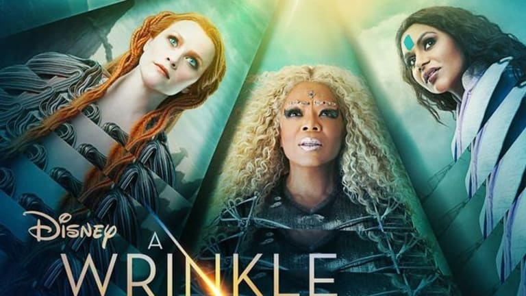 Weekday Distraction: Behind-the-Scenes of 'A Wrinkle in Time'