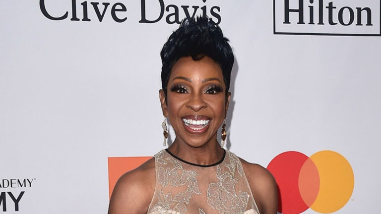Heard on the Street: Gladys Knight Singing Anthem at Super Bowl
