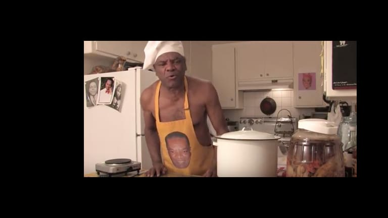 Weekday Distraction: Have You Seen the Late John Witherspoon's Cooking Show?