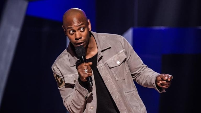 Weekday Distraction: Netflix Announces Surprise Dave Chappelle Special