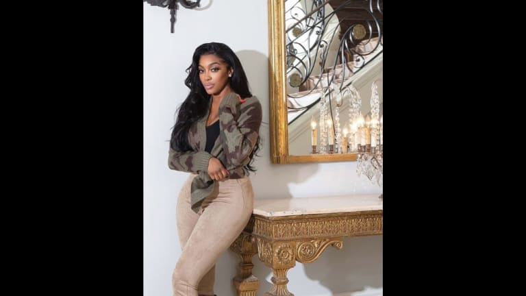 Heard on the Street: Porsha Williams Is Trying to Avoid the 'RHOA' Drama
