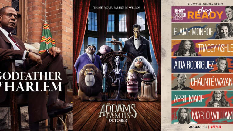 Trailer Load: 'Godfather of Harlem,' 'The Addams Family,' 'They Ready,' and More