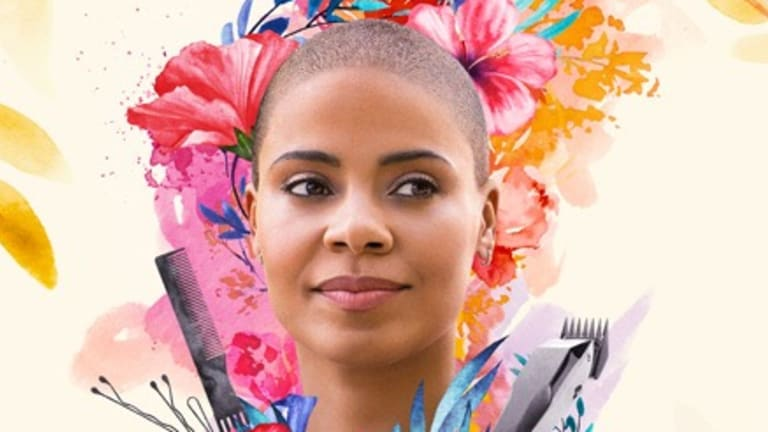 First Look: Sanaa Lathan in 'Nappily Ever After' [TRAILER]