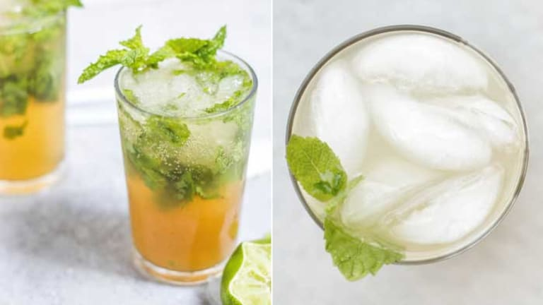 Juleps & Margaritas, the Cocktails You Need This Weekend