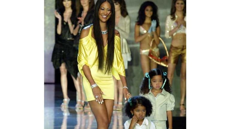 Remembering the Fabulosity That Was Kimora Lee's Baby Phat