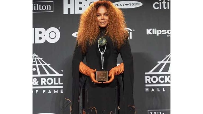 Janet Jackson Is Inducted Into Rock and Roll Hall of Fame
