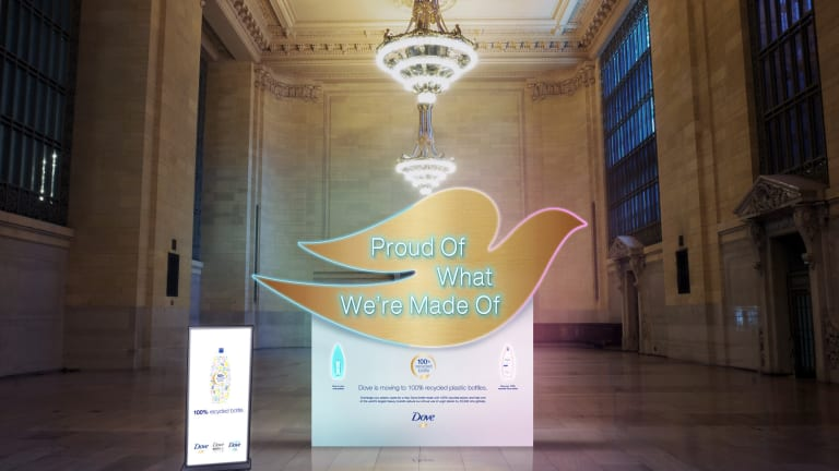 Got Plastic Waste? Dove Wants to Recycle It