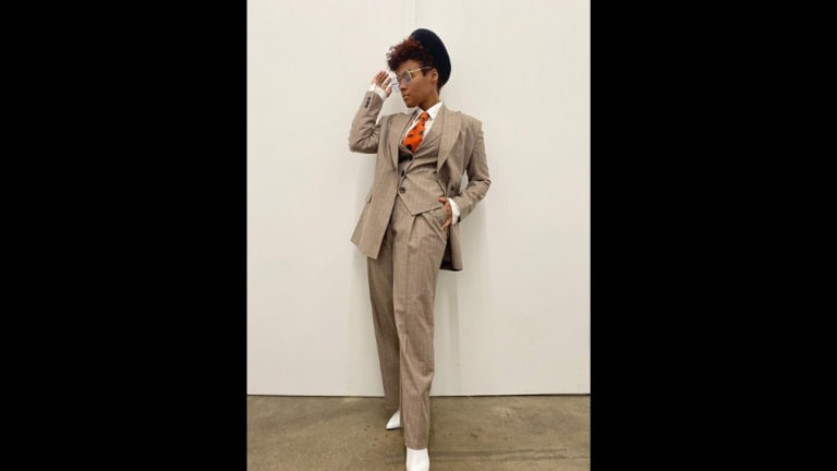 Heard on the Street: Janelle Monáe on Writing 'Turntables' for Stacey Abrams