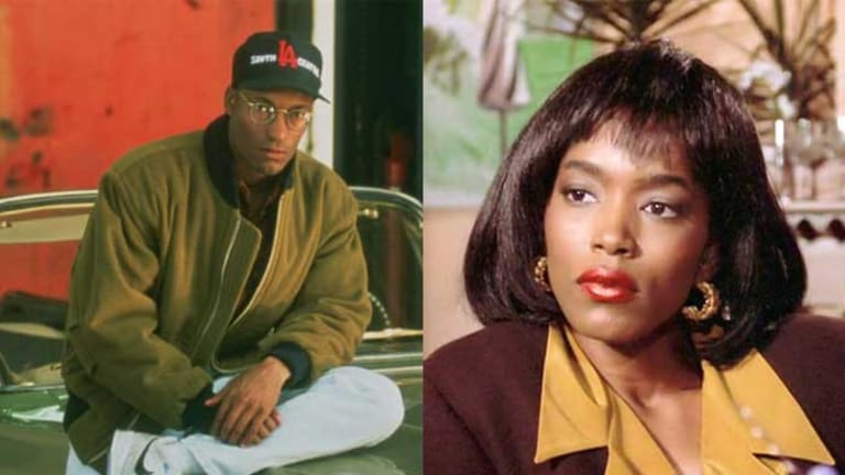 Angela Bassett Remembers 'Visionary' Director John Singleton