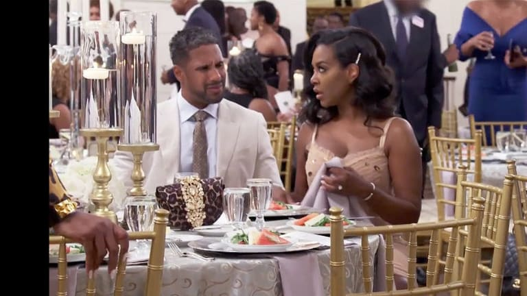 Kenya Moore Married a Man Who Wouldn't Let Her Speak to His Parents [VIDEO]