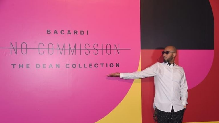 Quick Pics: Bacardi, Swizz Beatz, The Dean Collection at No Commission