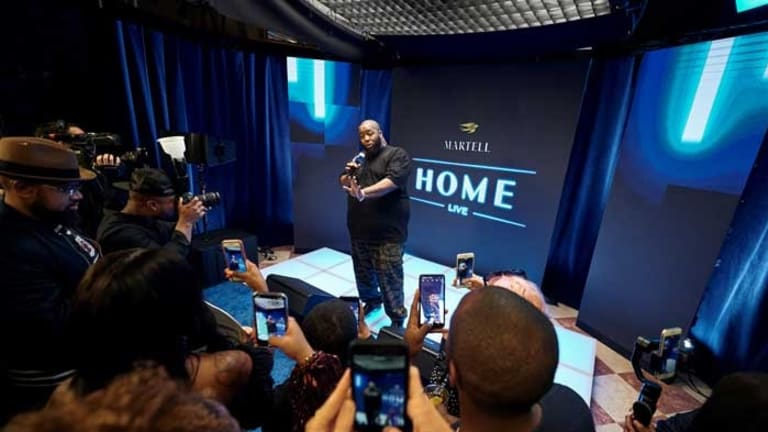 SocietEye: Killer Mike Hosts World Premiere of 'MARTELL HOME LIVE'