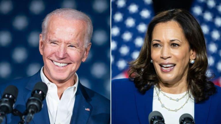 Joe Biden and Kamala Harris Send First Tweets as POTUS and VP, Respectively