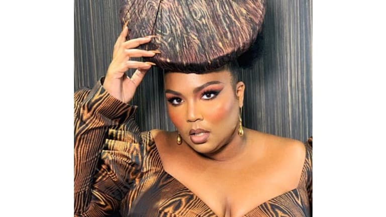 Get the Look: Lizzo's Afro Bun for the BET Awards [PHOTOS + VIDEO]