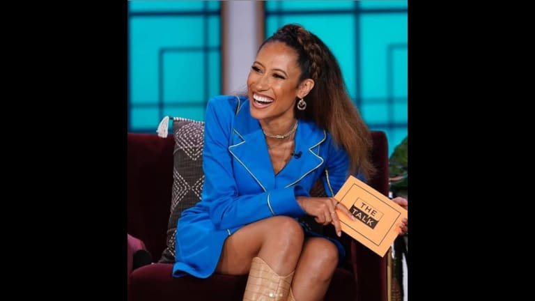 Journalist and Author Elaine Welteroth Is Joining 'The Talk' for Season 11