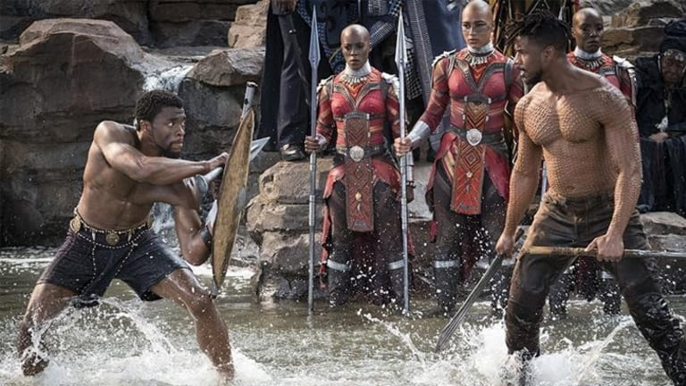 Marvel Strikes Gold with 'Black Panther'