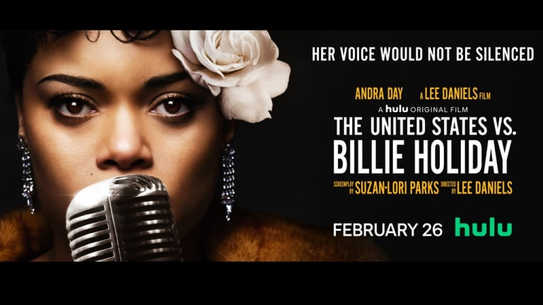 First Look: The Official Trailer of 'The United States Vs. Billie Holiday'