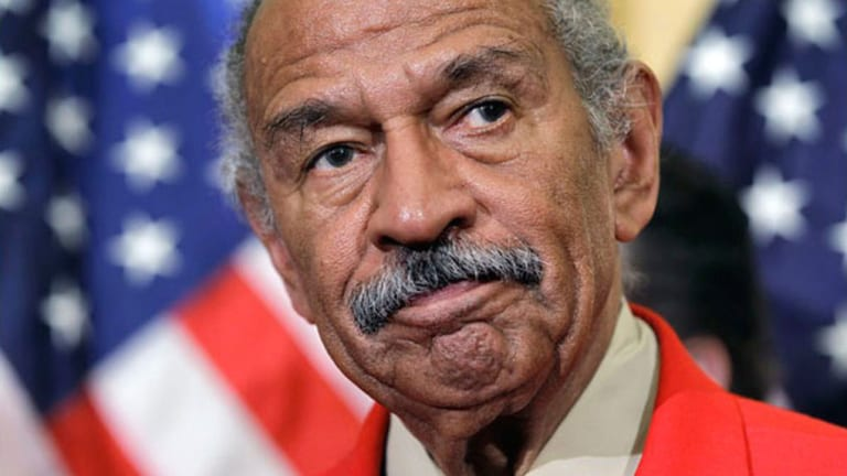 Rep. John Conyers Jr. Dies at Age 90